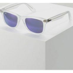RayBan WAYFARER Okulary przeciwsłoneczne clear. Szare okulary przeciwsłoneczne damskie lenonki marki Ray-Ban. Za 679,00 zł.