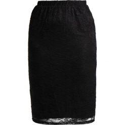 Spódniczki ołówkowe: Zizzi Spódnica ołówkowa  black