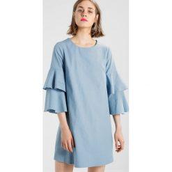 Sukienki hiszpanki: Compañía fantástica NORWAY DRESS Sukienka letnia azul