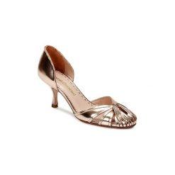 Sandały Sarah Chofakian  SARAH. Żółte sandały trekkingowe damskie marki Sarah Chofakian. Za 1295,20 zł.