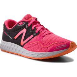 Buty sportowe damskie: Buty NEW BALANCE – WVNZLA1 Czarny Różowy