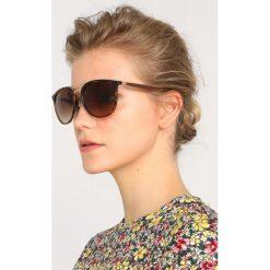 RayBan Okulary przeciwsłoneczne havana/brown gradient. Brązowe okulary przeciwsłoneczne męskie Ray-Ban. Za 739,00 zł.