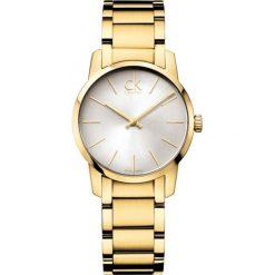 Biżuteria i zegarki damskie: ZEGAREK CALVIN KLEIN CITY PVD LADY