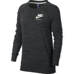 Bluza Nike Gym Vintage. Szare bluzy damskie marki La Redoute Collections, m, z bawełny, z kapturem. Za 251,96 zł.