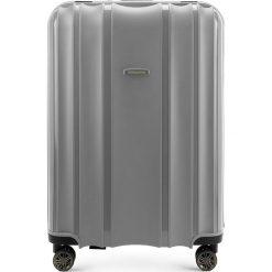 Walizka duża 56-3T-733-70. Szare walizki marki Wittchen, duże. Za 279,00 zł.