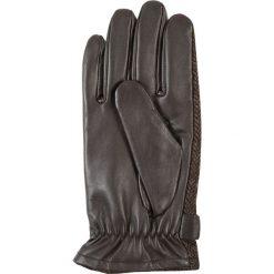 Rękawiczki męskie: Barbour SHORELARK Rękawiczki pięciopalcowe brown