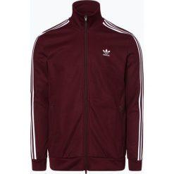 Adidas Originals - Męska bluza rozpinana, brązowy. Brązowe bejsbolówki męskie adidas Originals, l, w paski. Za 349,95 zł.