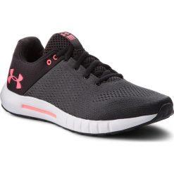 Buty UNDER ARMOUR - Ua Micro G Pursuit 3000101-001 Blk. Czarne buty do biegania damskie Under Armour, z materiału. W wyprzedaży za 209,00 zł.