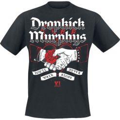 Dropkick Murphys You'll Never Walk Alone T-Shirt czarny. Czarne t-shirty męskie Dropkick Murphys, xxl. Za 74,90 zł.