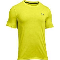 Under Armour Koszulka męska Threadborne Fitted żółta r. XL (1289588-772). Szare koszulki sportowe męskie marki Under Armour, l, z elastanu. Za 79,99 zł.