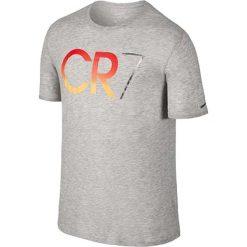 Nike Koszulka Ronaldo M Tee szara r. M (842193 050). Szare koszulki sportowe męskie marki Nike, m. Za 97,11 zł.