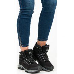 DAMSKIE ZIMOWE BUTY AMERICAN. Czarne buty zimowe damskie American CLUB, na zimę. Za 179,00 zł.