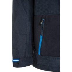 Killtec JORIK Kurtka Softshell dunkelnavy. Niebieskie kurtki chłopięce przeciwdeszczowe KILLTEC, z materiału, sportowe. W wyprzedaży za 174,85 zł.