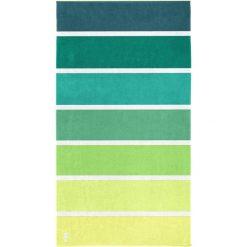 """Kąpielówki męskie: Ręcznik plażowy """"Marbella"""" w kolorze zielonym"""