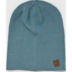 Viking - Czapka Gosta. Szare czapki zimowe męskie marki Viking, z bawełny. Za 59,90 zł.