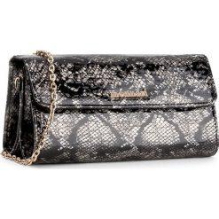 Torebka MONNARI - BAG9155-022 Silver Snake. Szare torebki klasyczne damskie marki Monnari, ze skóry ekologicznej. W wyprzedaży za 79,00 zł.