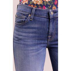 7 for all mankind CROPPED  Jeansy Bootcut bair vintage dusk. Niebieskie jeansy damskie bootcut marki bonprix. W wyprzedaży za 399,50 zł.