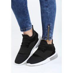 Czarne Buty Sportowe Meteor Blade. Czarne buty sportowe damskie marki Born2be, z materiału. Za 99,99 zł.