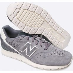 New Balance - Buty. Czarne halówki męskie marki New Balance. W wyprzedaży za 239,90 zł.