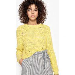 Kardigany damskie: Sweter z dzianin PAUL