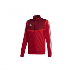 Bluzy dresowe adidas  Bluza Tiro 19 Polyester. Czerwone bejsbolówki męskie Adidas, l, z dresówki. Za 169,00 zł.
