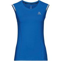 Odlo Koszulka damska s/l Zeroweight Ceramicool niebieska r. S (312291). T-shirty damskie Odlo, l. Za 183,43 zł.