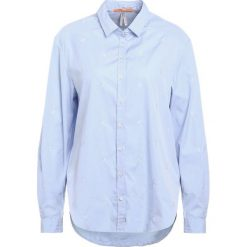 Koszule wiązane damskie: BOSS Orange EMAI Koszula open blue