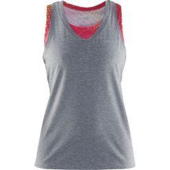 Bluzki asymetryczne: Craft Koszulka damska Velo XT Singlet szaro-czerwona r. L (1904979-2950)