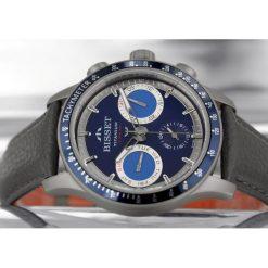 Biżuteria i zegarki męskie: Zegarek Bisset Męski BSCE36 DIDX 10BX Tytanowy szary