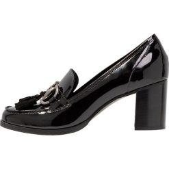 Luca Grossi Czółenka nero. Czarne buty ślubne damskie Luca Grossi, z gumy. Za 759,00 zł.