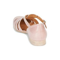 Sandały Karston  JOBANO. Czerwone sandały damskie marki Nike. Za 383,20 zł.