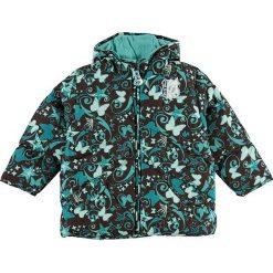 Odzież dziecięca: Kurtka zimowa w kolorze turkusowym