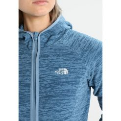 The North Face NIKSTER Kurtka z polaru mottled teal. Różowe kurtki sportowe damskie marki The North Face, m, z nadrukiem, z bawełny. W wyprzedaży za 279,20 zł.