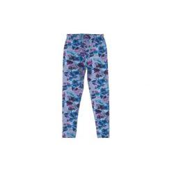 Getry dziewczęce. Niebieskie legginsy dziewczęce marki KIPSTA, z elastanu. Za 19,99 zł.
