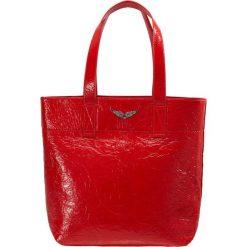 Shopper bag damskie: Zadig & Voltaire SHADOW CREASED Torba na zakupy japan