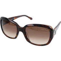 """Okulary przeciwsłoneczne damskie: Okulary przeciwsłoneczne """"RC881S"""" w kolorze brązowo-czarnym"""