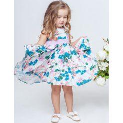 Sukienki dziewczęce w kwiaty: Sukienka Assol