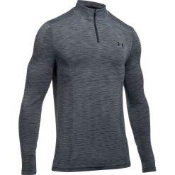 Bluzy męskie: Under Armour Bluza męska Threadborne Seamless  1/4 Zip szara r. L (1298911-040)