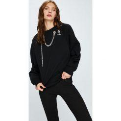 Diesel - Bluza. Czarne bluzy męskie rozpinane marki Only Play, l, z bawełny, bez kaptura. W wyprzedaży za 749,90 zł.