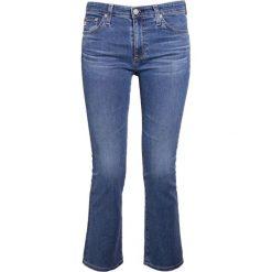 Boyfriendy damskie: AG Jeans JODI CROPPED Jeansy Bootcut blue denim
