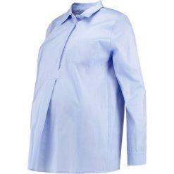 Bluzki asymetryczne: Slacks & Co. MUNICH Bluzka mid blue