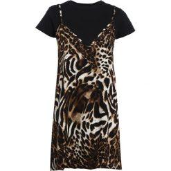 Sukienki hiszpanki: 12 Midnight Sukienka letnia brown
