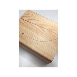 Naszyjniki damskie: Srebrny naszyjnik minimalistyczny koła