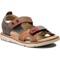 Sandały LASOCKI KIDS - CI12-2705-04 Camel 1. Brązowe sandały męskie skórzane marki Lasocki Kids. Za 89,99 zł.