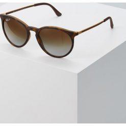RayBan Okulary przeciwsłoneczne brown. Brązowe okulary przeciwsłoneczne damskie aviatory Ray-Ban. Za 579,00 zł.