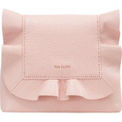 Ted Baker RAMMIRA ON RUFFLE BACKPACK Plecak pink. Czerwone plecaki damskie Ted Baker. Za 929,00 zł.