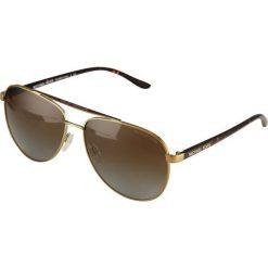 Okulary przeciwsłoneczne damskie: Michael Kors Okulary przeciwsłoneczne gold tortoise