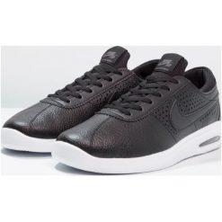 Nike SB AIR MAX BRUIN VAPOR L Tenisówki i Trampki black/dark grey. Czarne trampki męskie Nike SB, z materiału. W wyprzedaży za 423,20 zł.