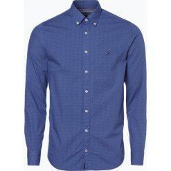 Koszule męskie na spinki: Tommy Hilfiger - Koszula męska, niebieski