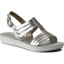 Rzymianki damskie: Sandały INBLU – BMBFOO15 Srebrny